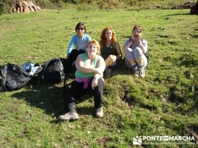 senderismo; excursiones en grupo; senderismo madrid con niños